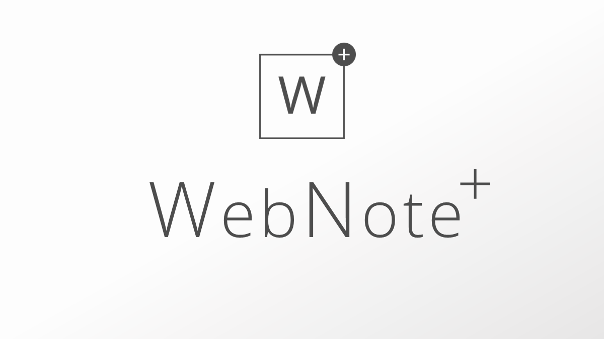 WebNote+   WordPressとSWELL好きが書くブログ